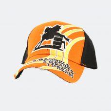 Cap Barrel orange