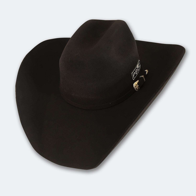 Mav Dark Brown Felt Western Cowboy Hat  4de67fa6ece