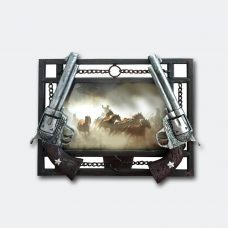 Photo Frame Double Barrel
