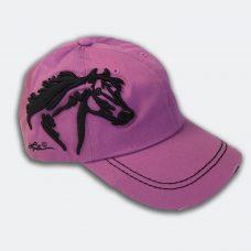 purple-horse-cap